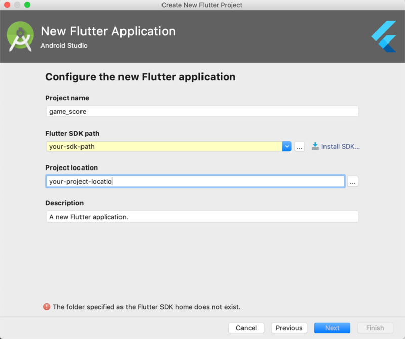 → Develop Flutter Mobile App from Scratch in 5 hours